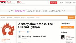 UN y Python