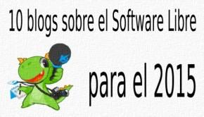 10 blogs sobre el Sofware Libre para el 2015