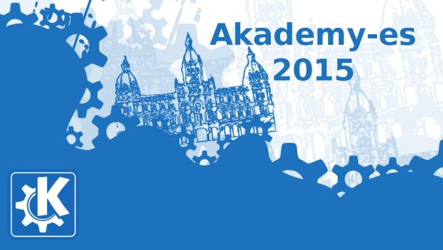 Abierto el registro de Akademy-es 2015