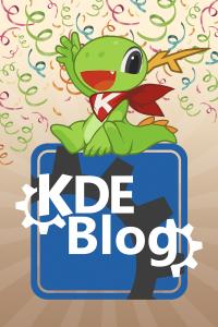 KDE Blog cumple 8 años