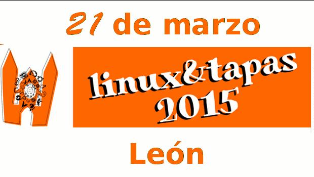 Linux&Tapas 2015 de León