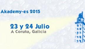 10 razones para acudir a Akademy-es 2015 A Coruña