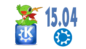 Disponible KDE 15.04.1