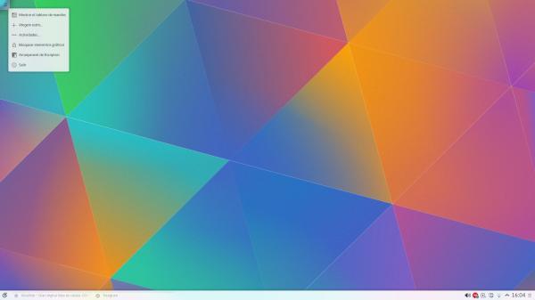 KDE Plasma 5_03