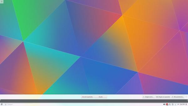 KDE Plasma 5_04