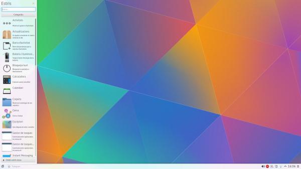 KDE Plasma 5_06
