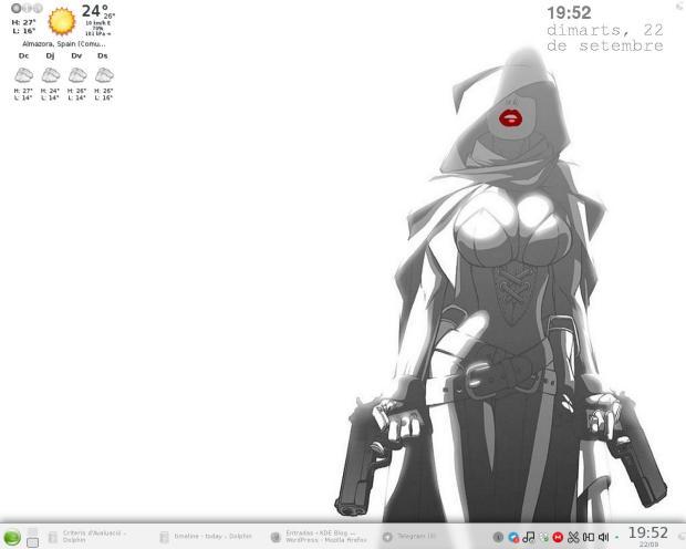 Mi escritorio KDE de septiembre 2015_01