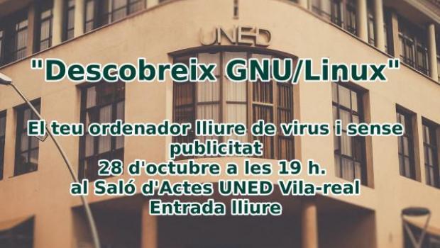 Conclusiones de la charla GNU/Linux en la IV Jornadas Libres