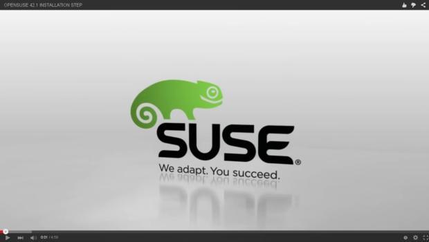 Cómo instalar openSUSE Leap 42