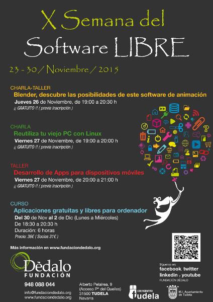 X Semana del Software Libre de Tudela