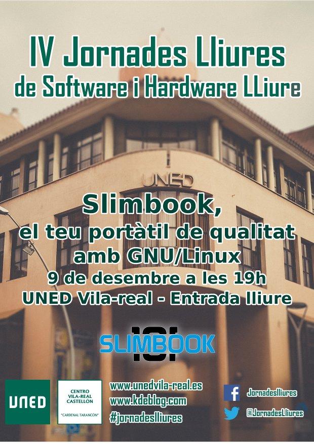 cartell IV jornades lliures_Silmbook_600