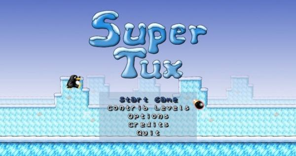Cómo instalar SuperTux en openSUSE y Kubuntu