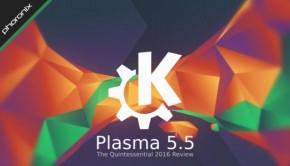 El artículo definitivo de Plasma 5.5