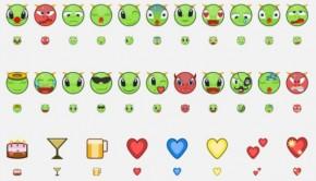 Emoticonos Konqi para Telegram