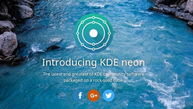 KDE Neon, el nuevo proyecto de la Comunidad KDE
