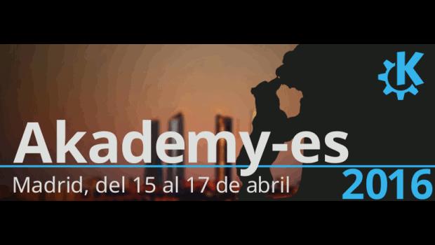 Presenta tu charla Akademy-es 2106