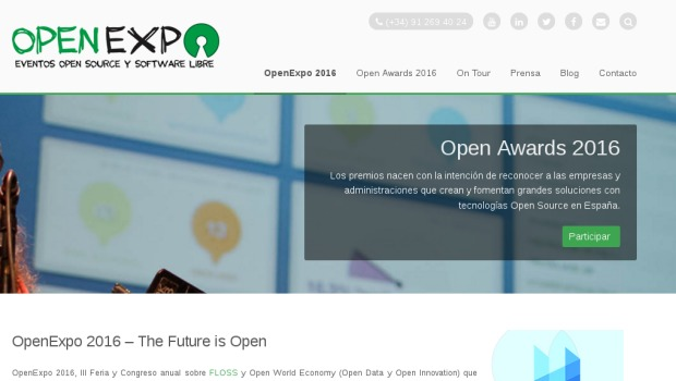 Nacen los Open Awards