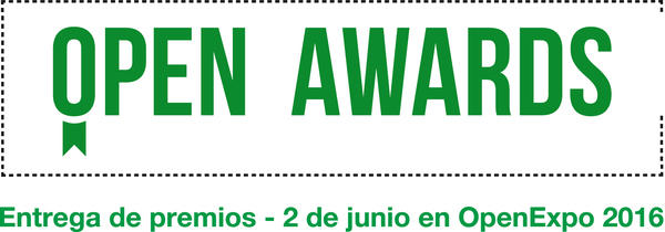 Nacen los Open Awards