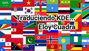traduciendo kde eloy cuadra