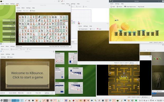 Novedades de julio de KDE Neon