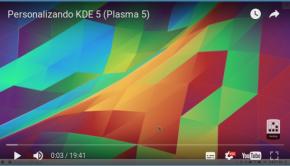 Personalizando Plasma