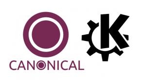 Canonical nuevo patrocinador de KDE