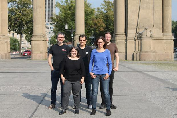 Nueva Junta Directiva de KDE e.V. 2016