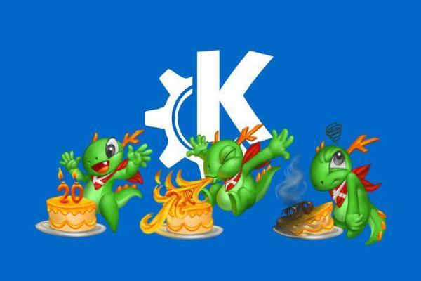 20 aniversario de KDE