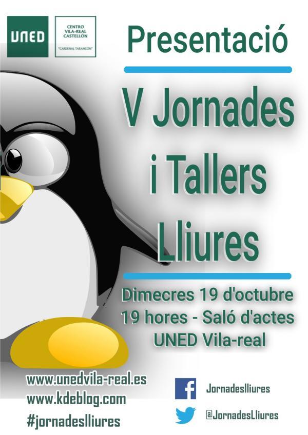 V Jornadas y Talleres Libres de la UNED de Vila-real