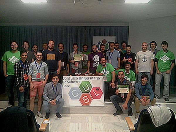 XI edición del Concurso Universitario de Software Libre