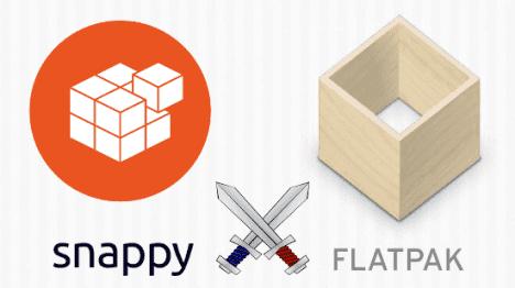 Flatpak y Snappy