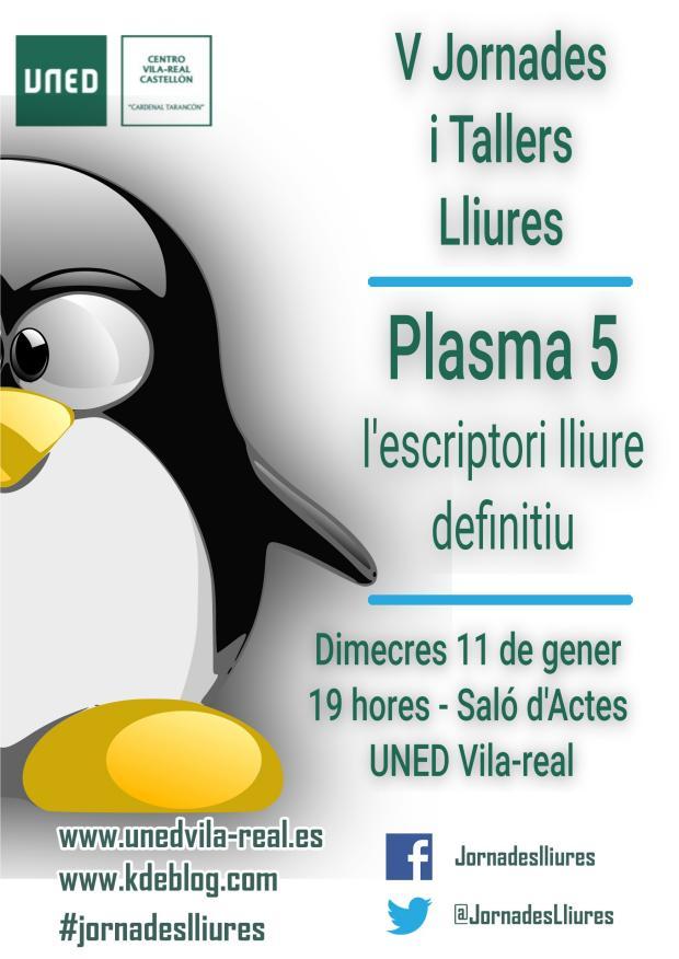 Sigue en directo Plasma 5
