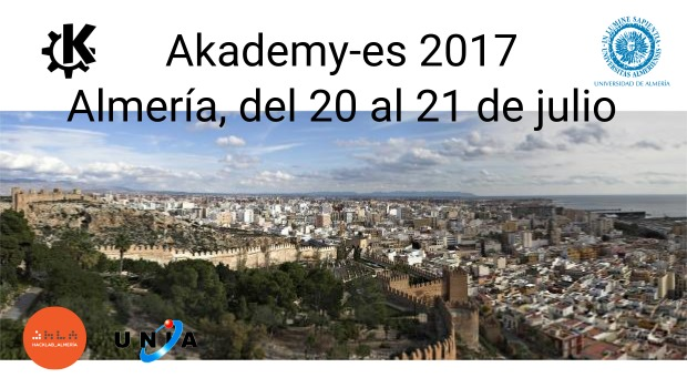 Los asistentes a #akademyes