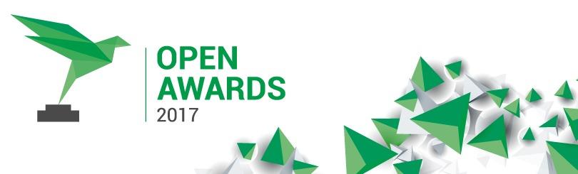 Se inician las votaciones de los Open Awards 2017