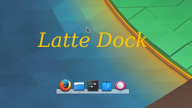 Lanzada una nueva versión de Latte Dock