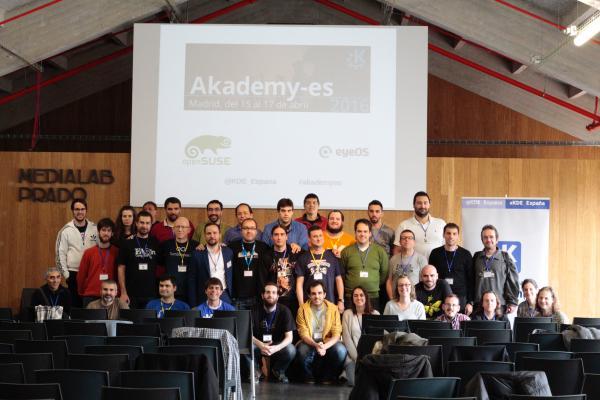 Recordatorio - KDE España busca sede para Akademy-es 2018