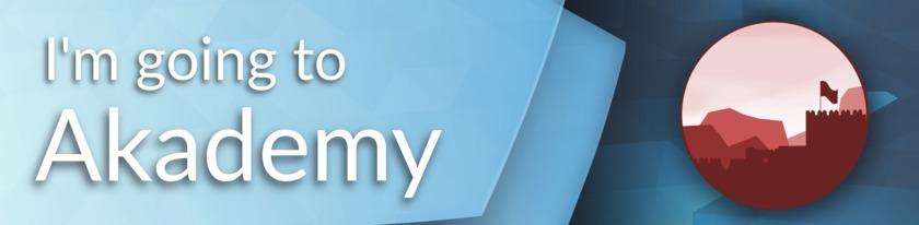 Plasma 5.10 y Akademy 2017 de Almería