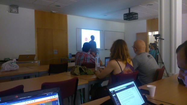 Las charlas de #akademyes, reflexiones Akademy-es de Almería 2017