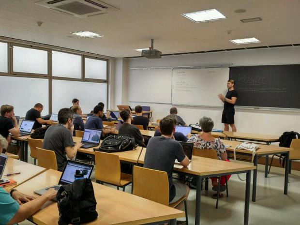 Akademy 2019 se celebrará en Milán