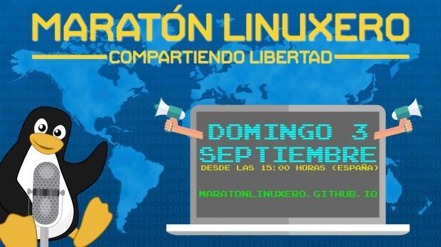 Última emisión de pruebas del Maratón Linuxero