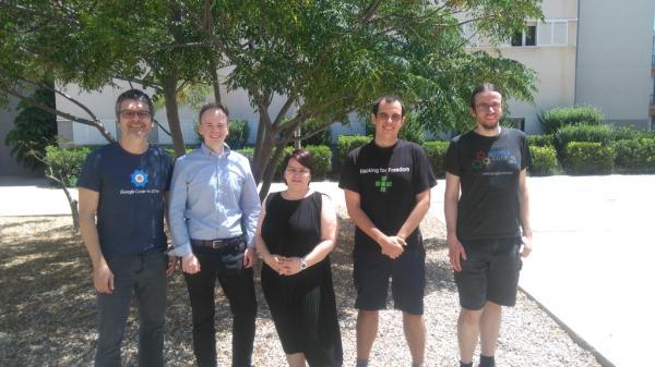 Nueva Junta Directiva de KDE e.V. 2017