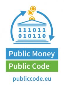Dinero público, código público
