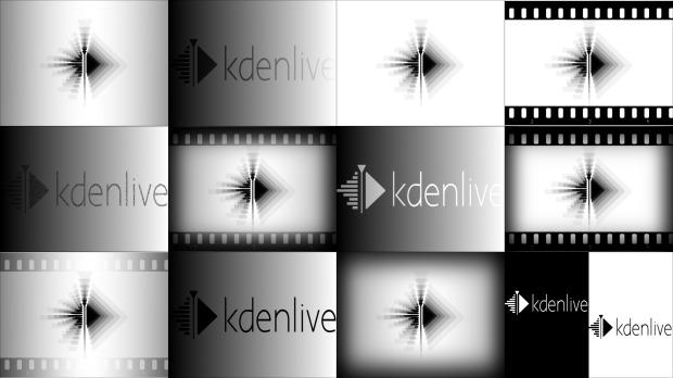 13 transiciones para Kdenlive
