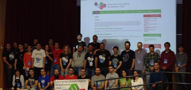 XII edición del Concurso Universitario de Software Libre