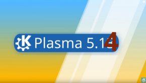 Las novedades de Plasma 5.14