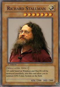 Conferencia de Richard Stallman en Valencia