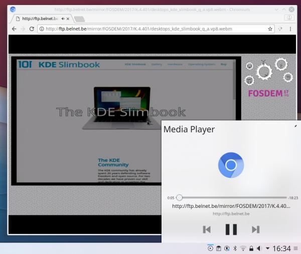 Lançado o Plasma 5.13, mais integrado na rede do que nunca