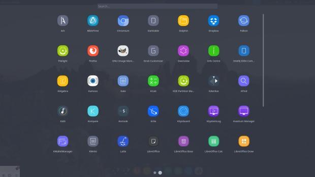 UMenu, otro lanzador de aplicaciones - Plasmoides de KDE (84)