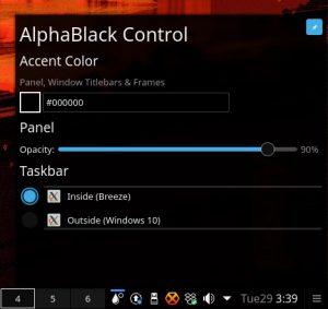 AlphaBlack Control - Plasmoides de KDE (87)