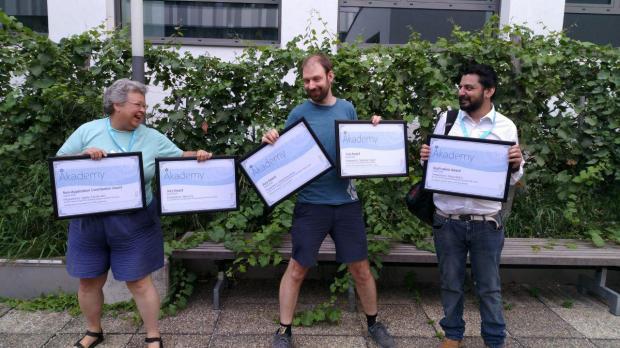 Akademy Award 2018, los premios de la Comunidad KDE